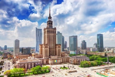 Souvenir from the Stalin is the main attraction in the center of Warsaw and will be showed to you at the Communist Tour Warsaw