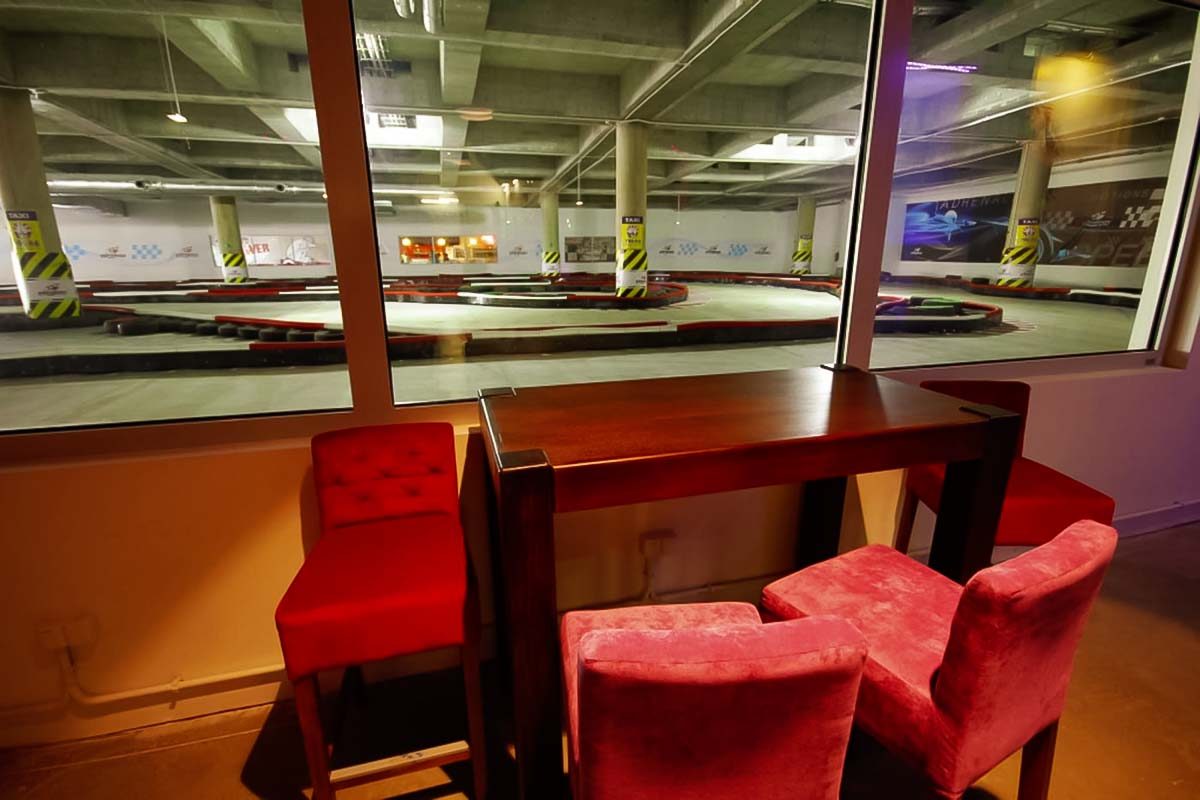 Take a look at the go karting track you will be racing at during your stay in Gdansk