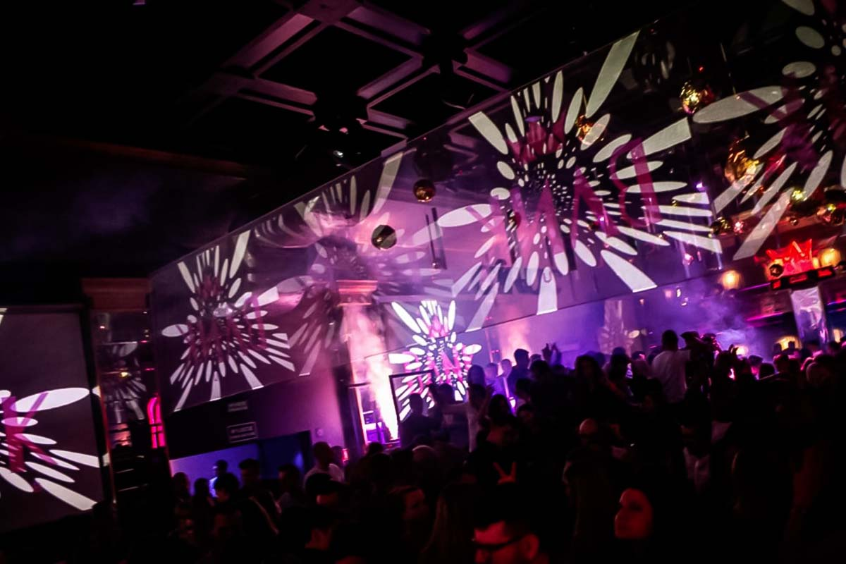 Awesome party in Warsaw in the Bank Club
