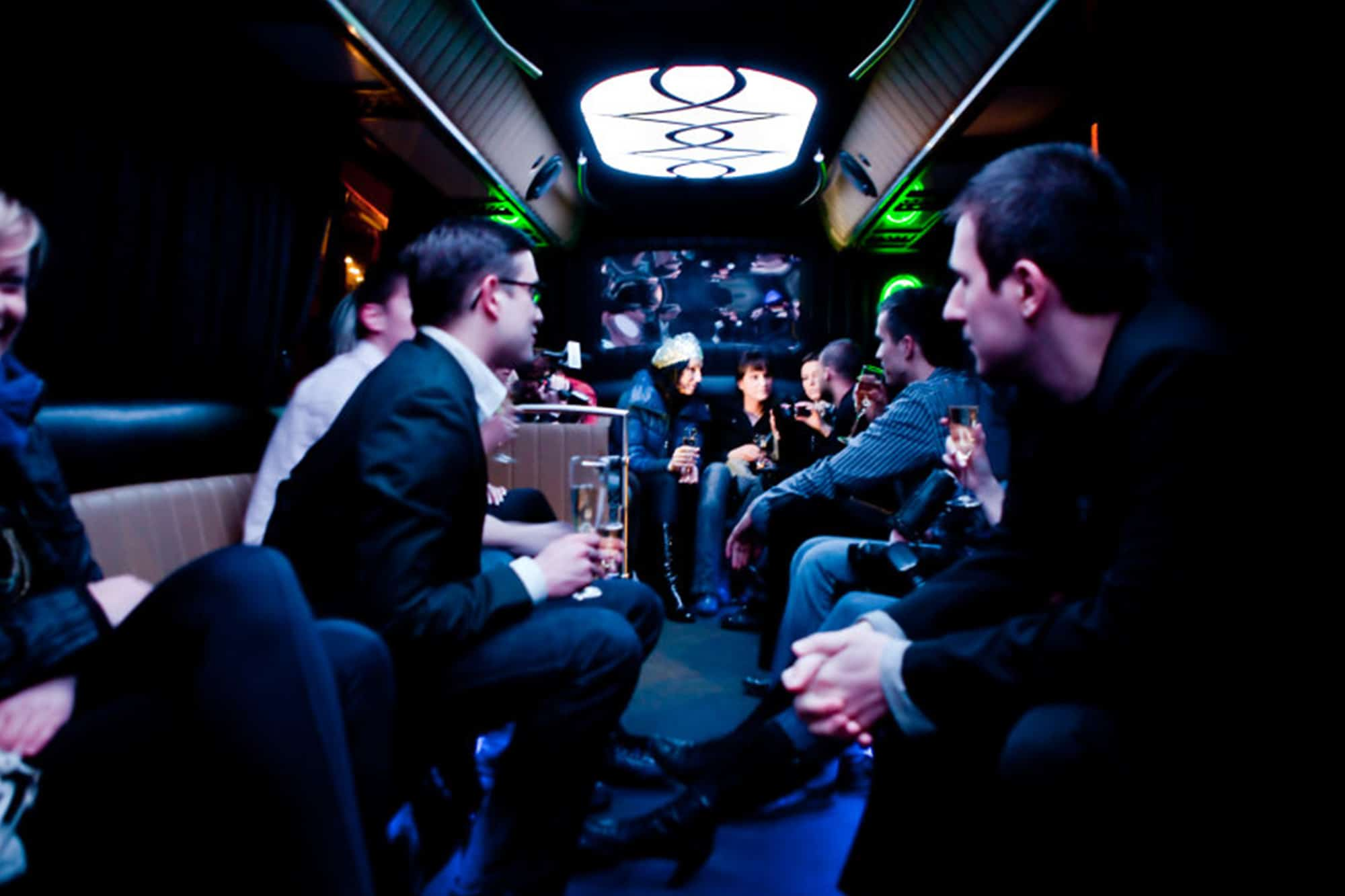 Party Bus Krakow super experience for groups and stags in krakow