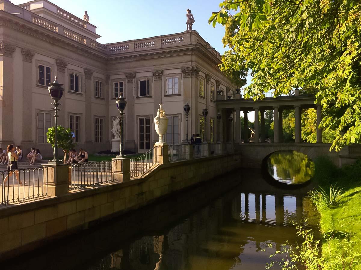 Royal Łazienki Müzesi