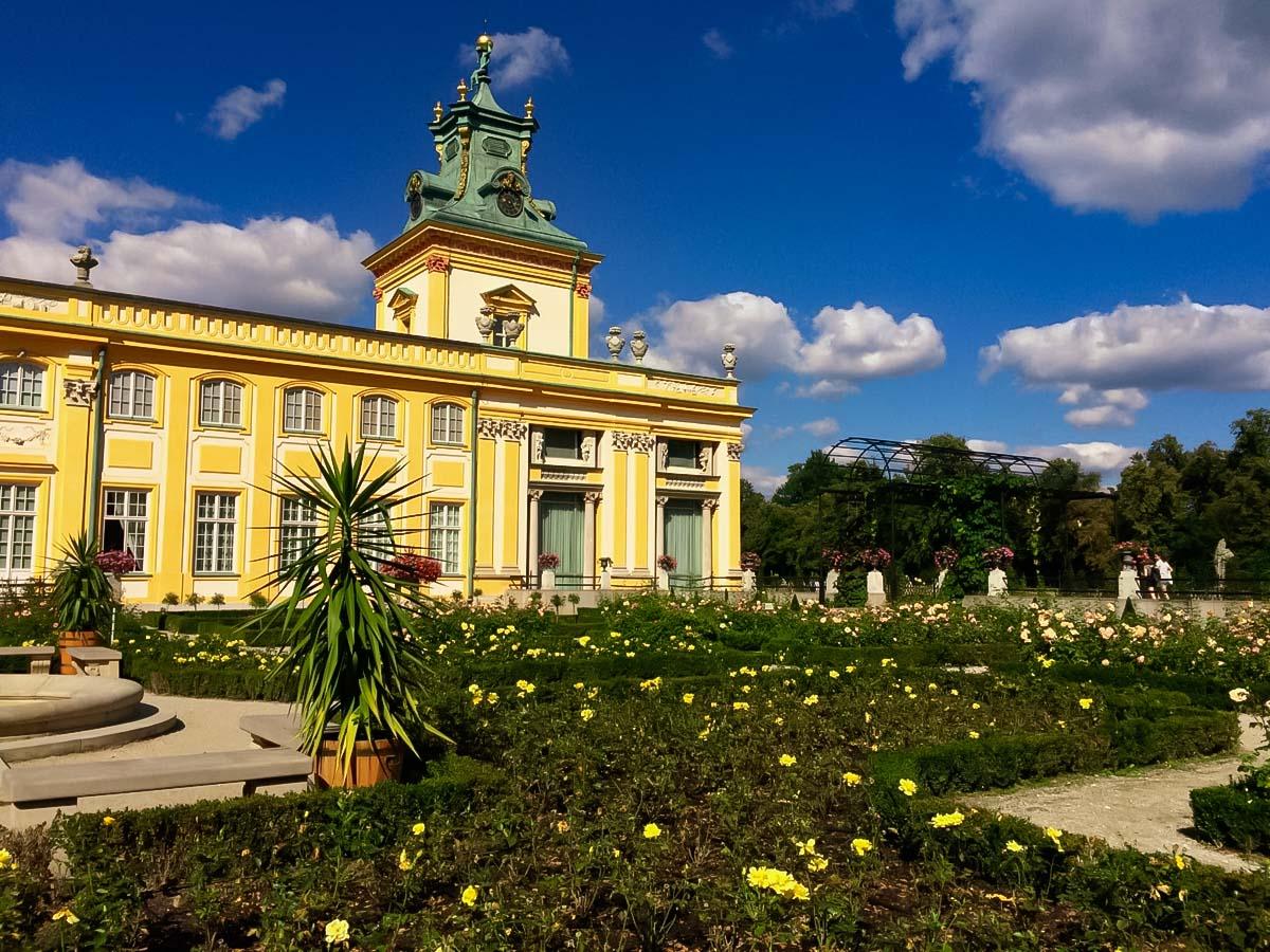 Wilanow Palace Museum