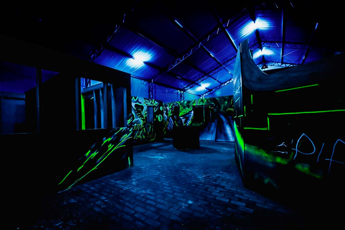 This ultimate venue for a laser tag warsaw is awesome