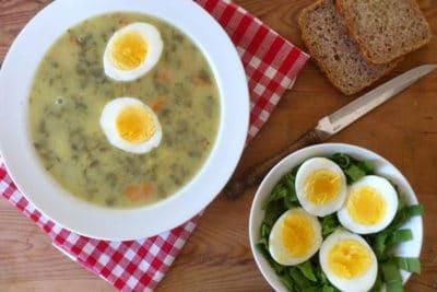 Zurek is the best polish soup!