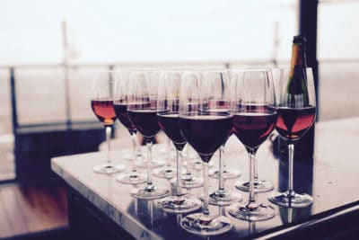 You will get to try 4 different types of wine on our wine tasting experience in Krakow