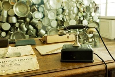 Get to know undiscovered history of the Schindler Factory during the walking tour with a local guide