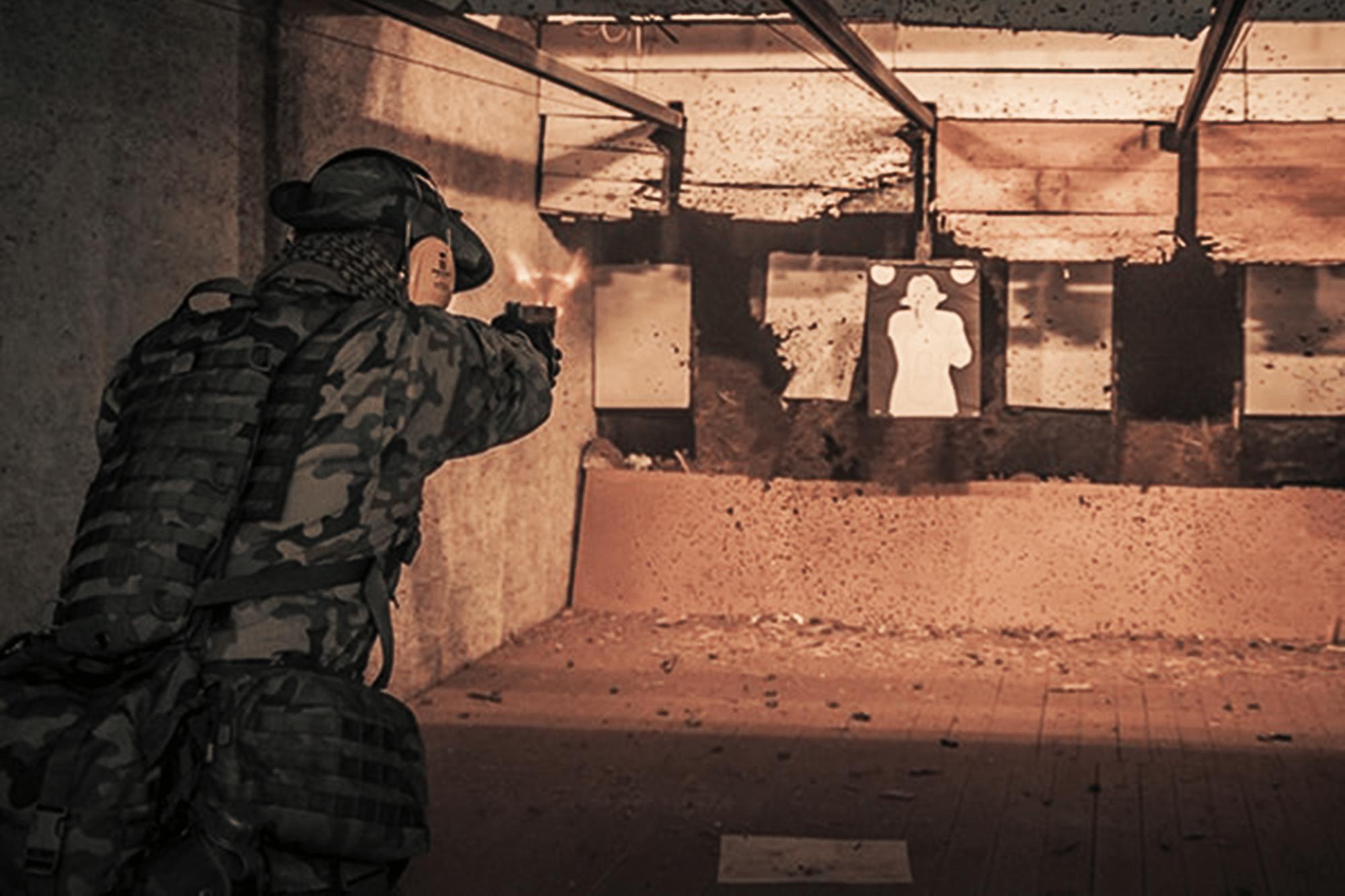Gun Shooting experience in Gdansk