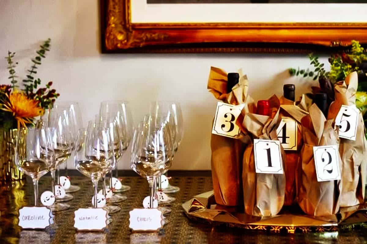 Blind Wine Tasting in Warsaw