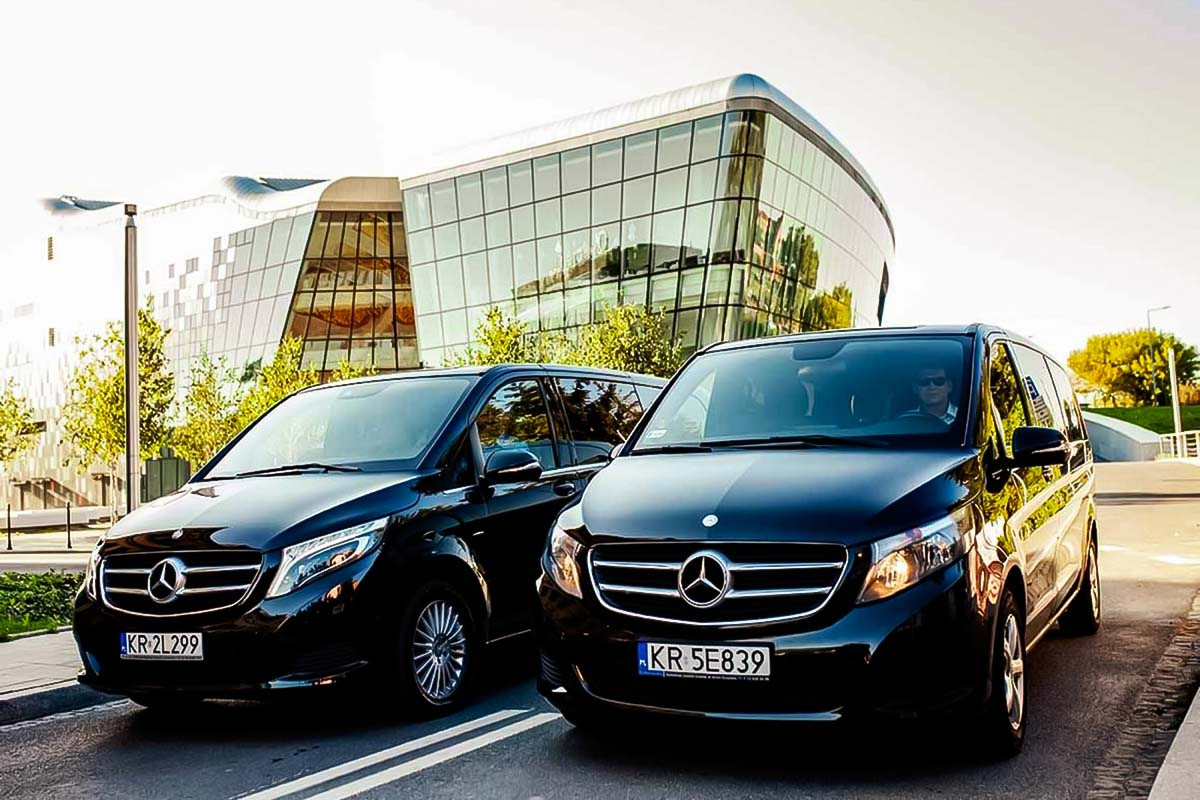 Private airport transfer from Balice airport Krakow