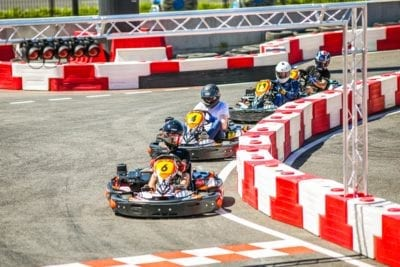 Grand Prix Karting in Warsaw