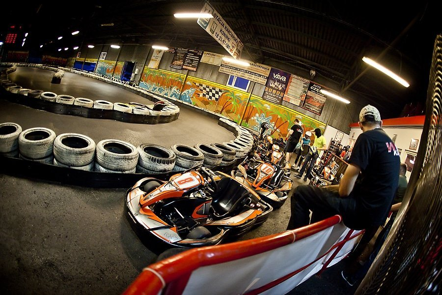 Indoor Karting Krakow