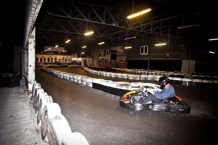 Go-Karts מסלול קרקוב