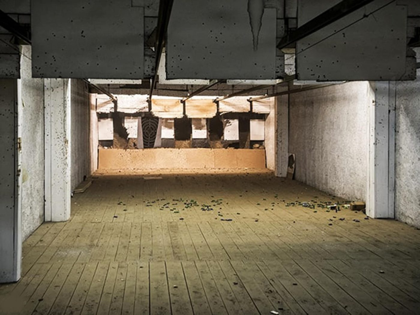 gun shooting package for bachelor parties in gdansk