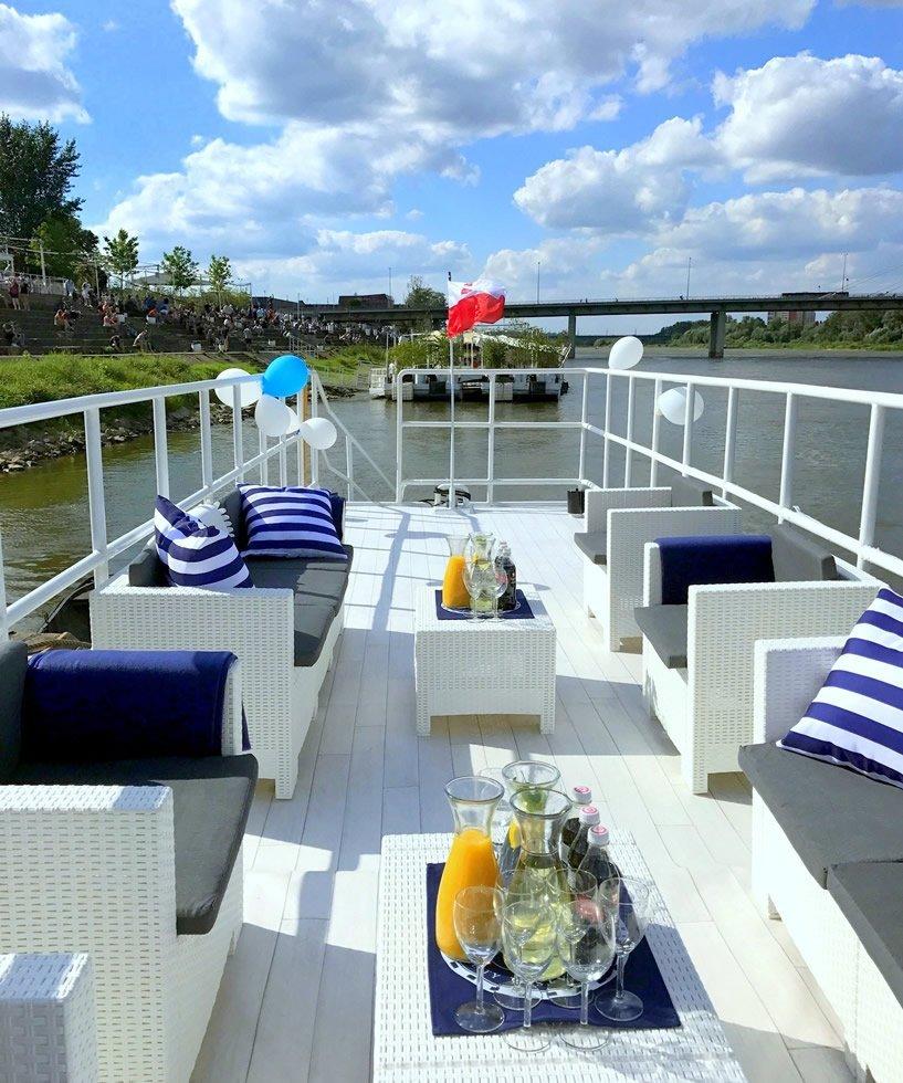 boat party warschau polen
