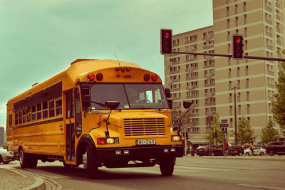 Best Party Bus as an airport transfer from Modlin