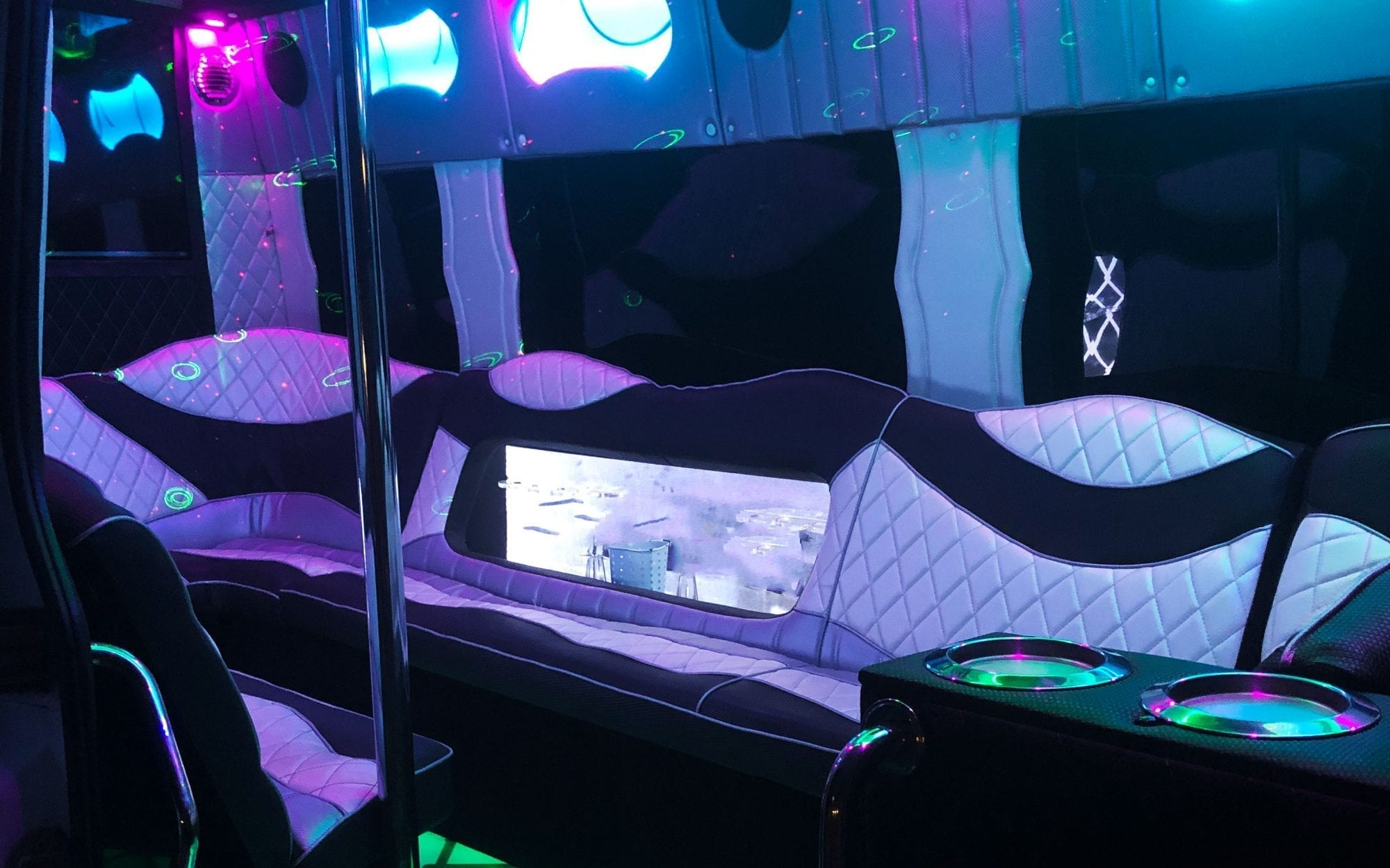 Book a cheap party bus in Wroclaw for a stag do